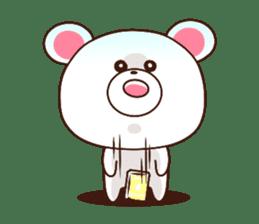 Let's send a bear sticker #11316081
