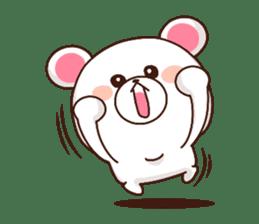 Let's send a bear sticker #11316086