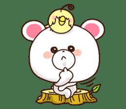 Let's send a bear sticker #11316091