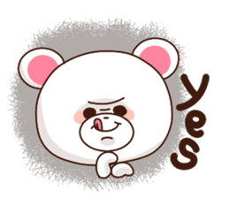 Let's send a bear sticker #11316092