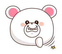 Let's send a bear sticker #11316093
