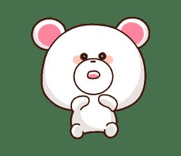 Let's send a bear sticker #11316094