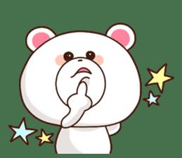 Let's send a bear sticker #11316095