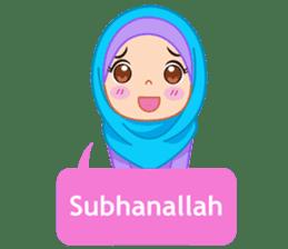 Fatima : Diary of Hijabers sticker #11320300