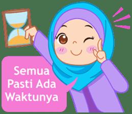 Fatima : Diary of Hijabers sticker #11320321