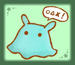 Suisui-chan sticker #11322496