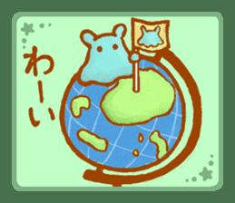 Suisui-chan sticker #11322500