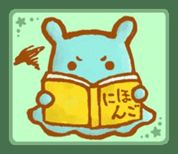 Suisui-chan sticker #11322503