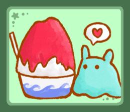 Suisui-chan sticker #11322504
