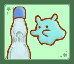 Suisui-chan sticker #11322505