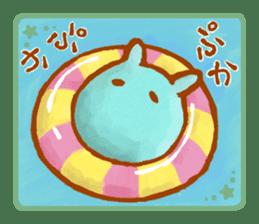 Suisui-chan sticker #11322520