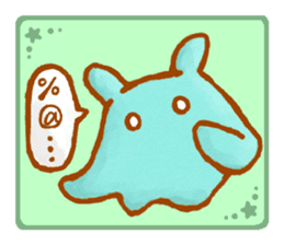 Suisui-chan sticker #11322521