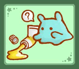 Suisui-chan sticker #11322522
