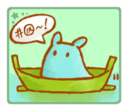 Suisui-chan sticker #11322523