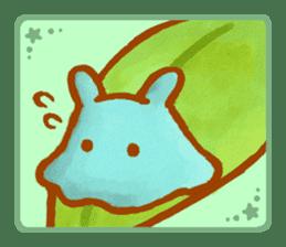 Suisui-chan sticker #11322525