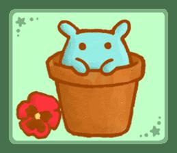 Suisui-chan sticker #11322528