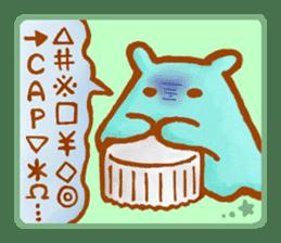 Suisui-chan sticker #11322530