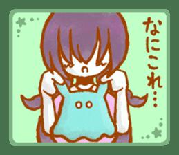 Suisui-chan sticker #11322532