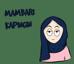 Binian Banjar 2 sticker #11322745