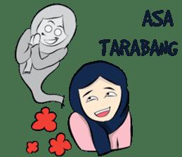 Binian Banjar 2 sticker #11322761