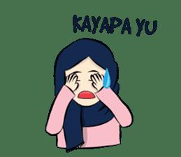 Binian Banjar 2 sticker #11322762
