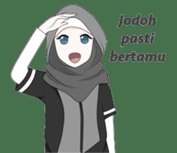 My Daily Hijab sticker #11323416