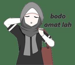 My Daily Hijab sticker #11323418