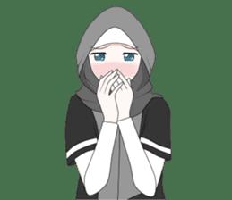 My Daily Hijab sticker #11323431