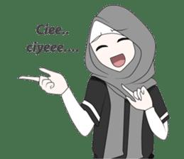 My Daily Hijab sticker #11323435