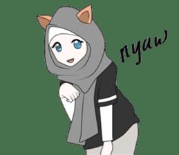 My Daily Hijab sticker #11323444