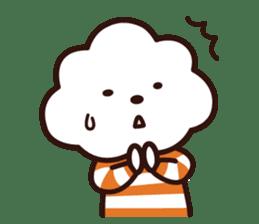 FLUFFY HOUSE (Mr. White Cloud & Friends) sticker #11327625