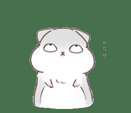 Hachito Mouse Life sticker #11328587
