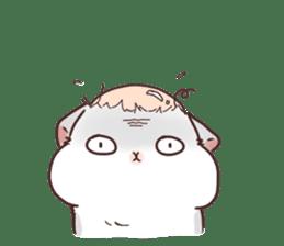 Hachito Mouse Life sticker #11328591