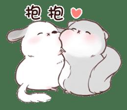 Hachito Mouse Life sticker #11328593