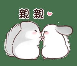Hachito Mouse Life sticker #11328594