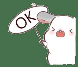 Hachito Mouse Life sticker #11328595