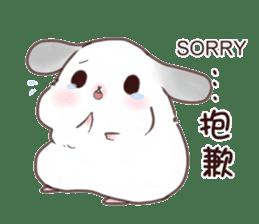 Hachito Mouse Life sticker #11328596