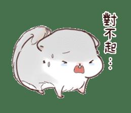 Hachito Mouse Life sticker #11328597