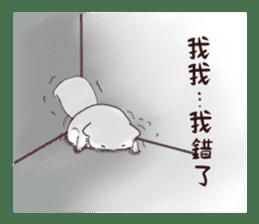Hachito Mouse Life sticker #11328598