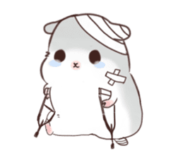 Hachito Mouse Life sticker #11328602