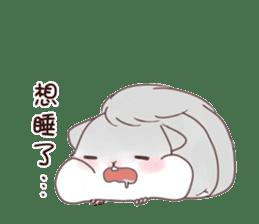 Hachito Mouse Life sticker #11328603