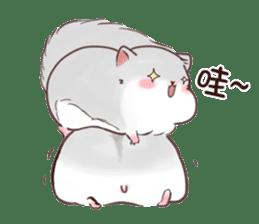 Hachito Mouse Life sticker #11328604