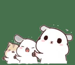 Hachito Mouse Life sticker #11328605