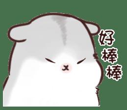Hachito Mouse Life sticker #11328606