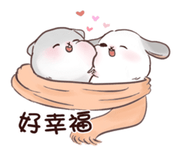 Hachito Mouse Life sticker #11328612