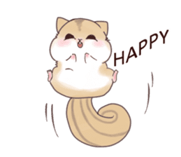 Hachito Mouse Life sticker #11328613