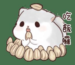 Hachito Mouse Life sticker #11328616
