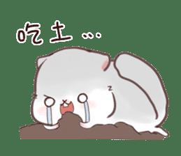 Hachito Mouse Life sticker #11328617