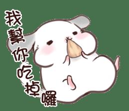 Hachito Mouse Life sticker #11328618