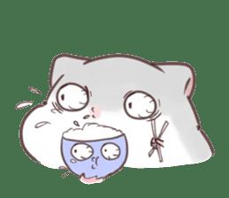 Hachito Mouse Life sticker #11328619